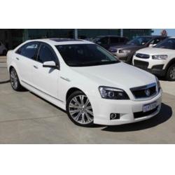 Limousine Holden Caprice Brisbane