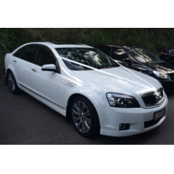Wedding Limousine Holden Caprice Brisbane